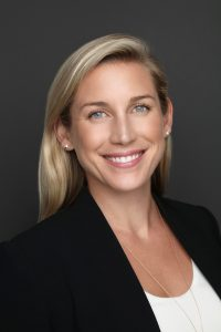 An example of an excellent LinkedIn Headshot, taken professionally by Nat Welch and featured on Let's Eat, Grandma's blog.