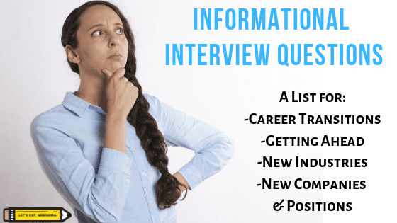Informational Interview Questions: A Comprehensive List